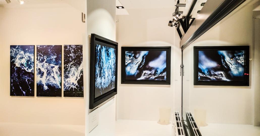 GIanni Candido Exhibition MobArt Studio Luxembourg